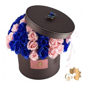 Flowerbox met Zeeprozen